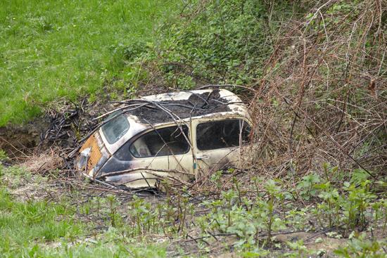 Ali star avto res sodi v neokrnjeno naravo?