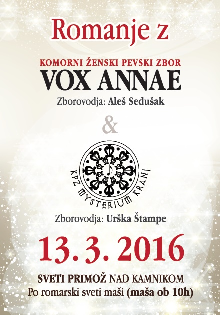 VoxAnnae-Primož 13.3.16